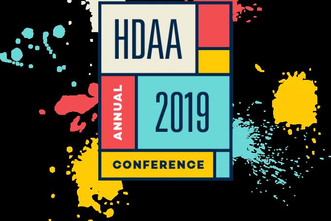 HDAA 2019 logo