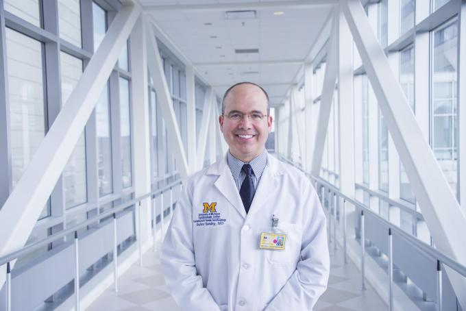 CIO Andrew Rosenberg, MD