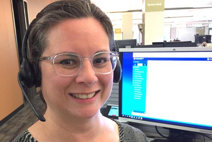 service_desk_volunteer_stephanie_dascola